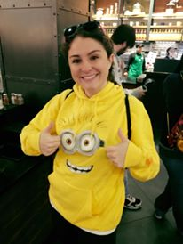 Starbucks - Minion