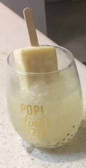 Prosecco Pop - Summer Drink